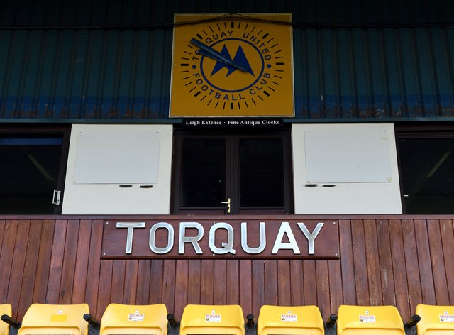 National League leaders Torquay host Crawley this weekend