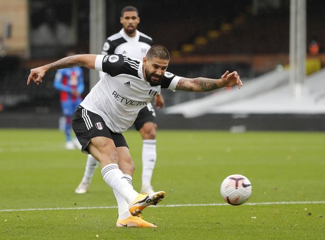 Scott Parker praised Aleksandar Mitrovic's work ethic ahead of Fulham's game against West Ham