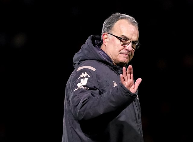 Marcelo Bielsa wants a response from his Leeds team on Saturday