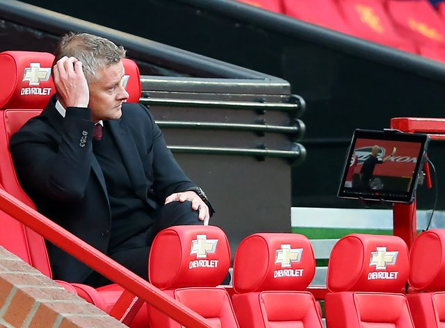 Ole Gunnar Solskjaer needs a win on Saturday to avoid an unwanted record.