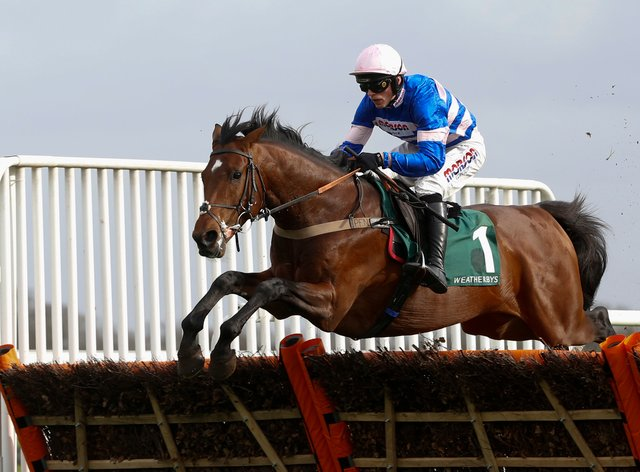 Solo returns to action at Wincanton on Saturday