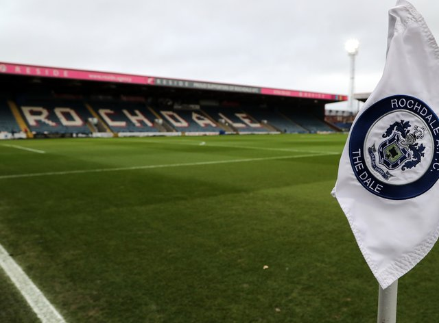 Rochdale AFC v Newcastle United – FA Cup – Third Round – Crown Oil Arena