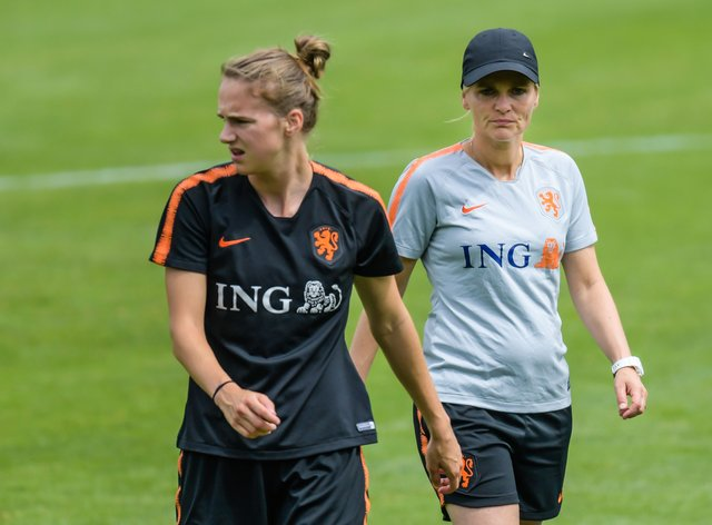 The Netherlands manager Wiegman will take over as England boss after the Olympics next summer