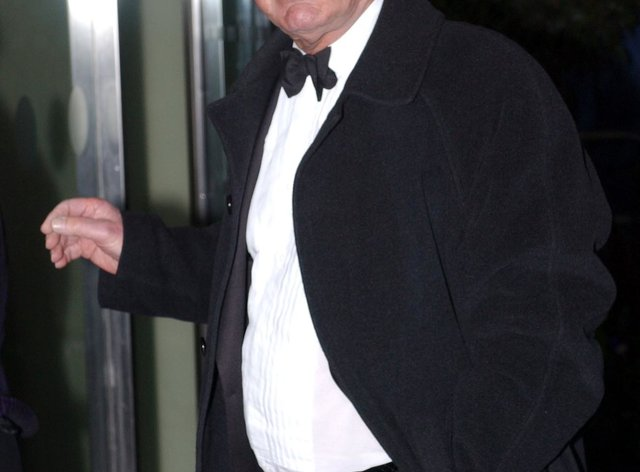 Geoffrey Palmer Olivier Awards 2004