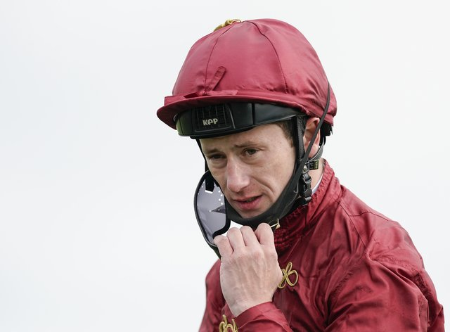 Oisin Murphy is champion jockey for a second time