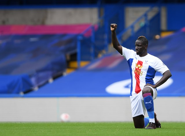 Mamadou Sakho has only made 19 appearances for Crystal Palace since the start of the 2019-20 season