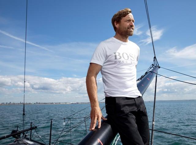 British sailor Alex Thomson is preparing for his fifth Vendee Globe