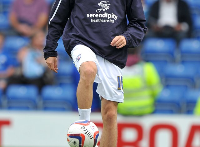 Soccer – Sky Bet Football League Two – Chesterfield v Southend United – Proact Stadium