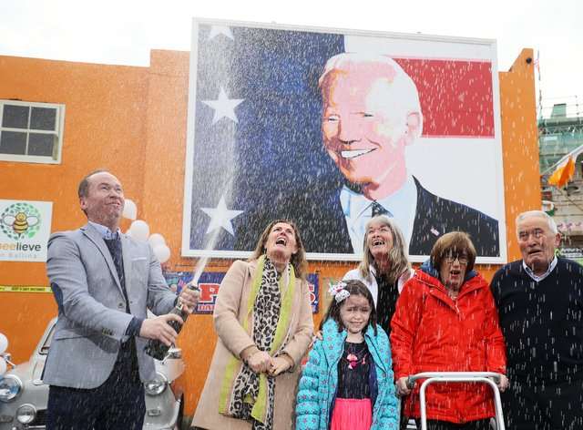 US Presidential candidate Joe Biden's ancestral home in Ireland