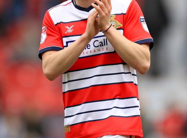 Alfie May scored twice for Cheltenham