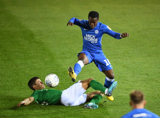 Peterborough United v Brighton and Hove Albion U21 – Checkatrade Trophy – Southern Group H – ABAX Stadium