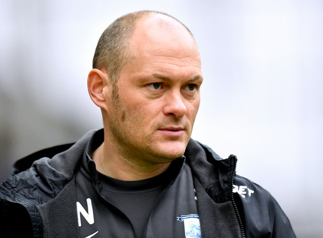 Alex Neil saw Preston lose 2-1 at Rotherham