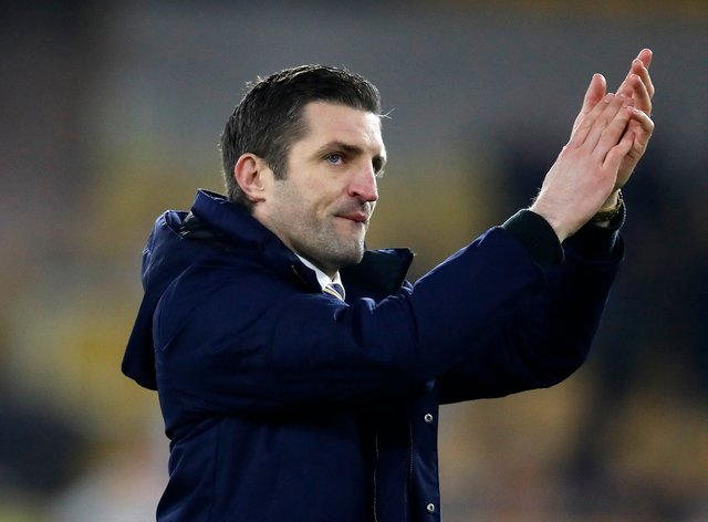 Sam Ricketts was pleased with Shrewsbury's performance