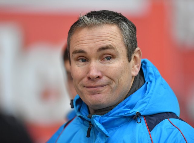 Brackley manager Kevin Wilkin was pleased to see his side come out on top in the shootout
