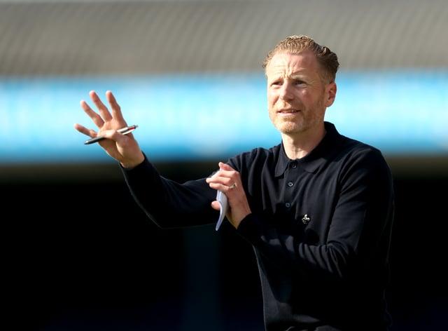Southend boss Mark Molesley admits he is under pressure
