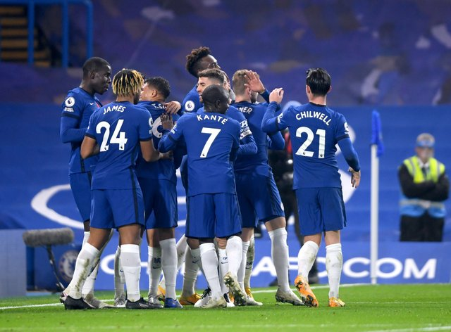 Chelsea v Sheffield United – Premier League – Stamford Bridge
