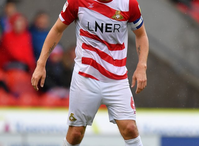 Andy Butler oversaw Doncaster's FA Cup triumph