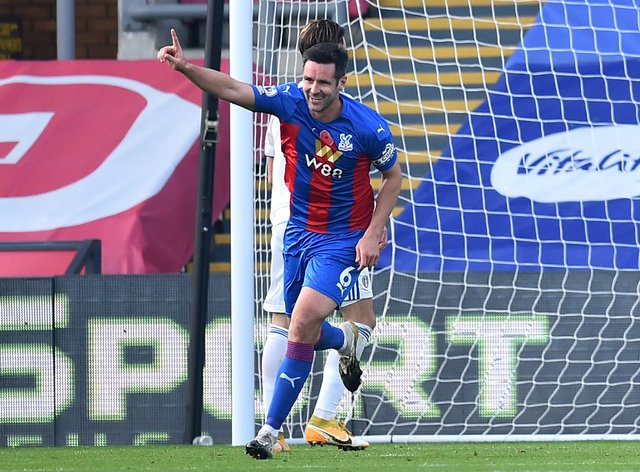 Crystal Palace centre-back Scott Dann ended a goal drought dating back more than two seasons in the 4-1 win over Leeds