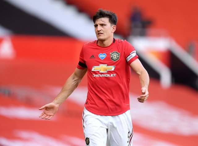 Manchester United captain Harry Maguire admits it is sometimes difficult to ignore the criticism levelled at the club