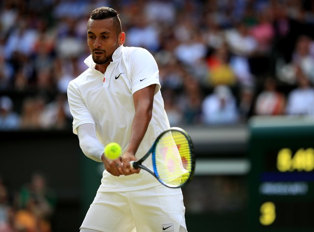 Australian tennis player Nick Kyrgios says depression left him in a 'lonely, dark place'