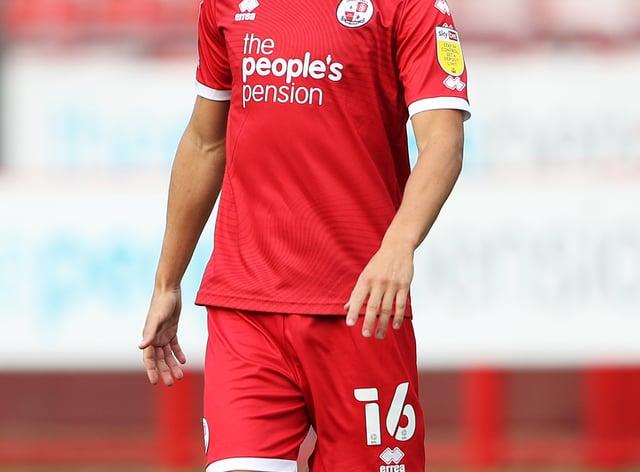 Tom Nichols scored a hat-trick in Crawley's FA Cup win at Torquay