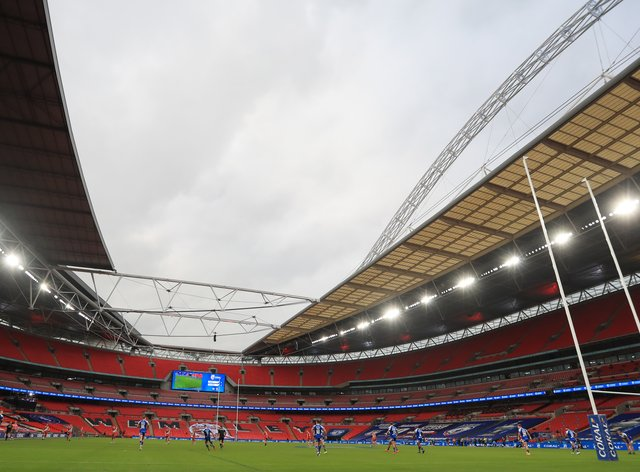 Leeds Rhinos v Salford Red Devils – Coral Challenge Cup Final – Wembley Stadium