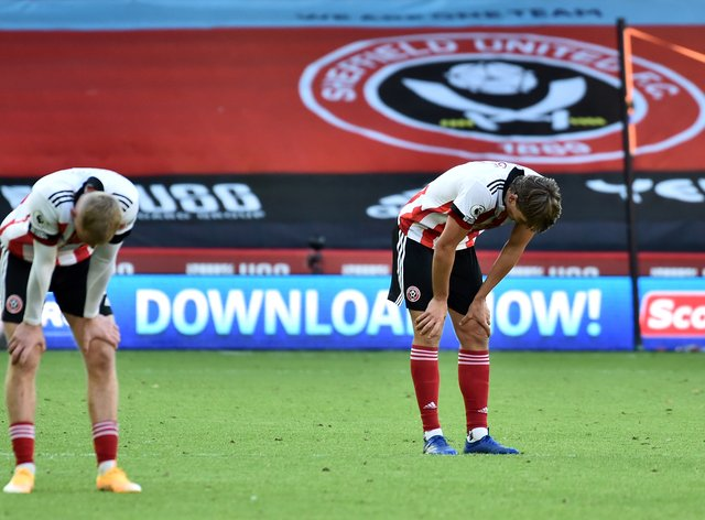 Sheffield United have made a dreadful start to the Premier League