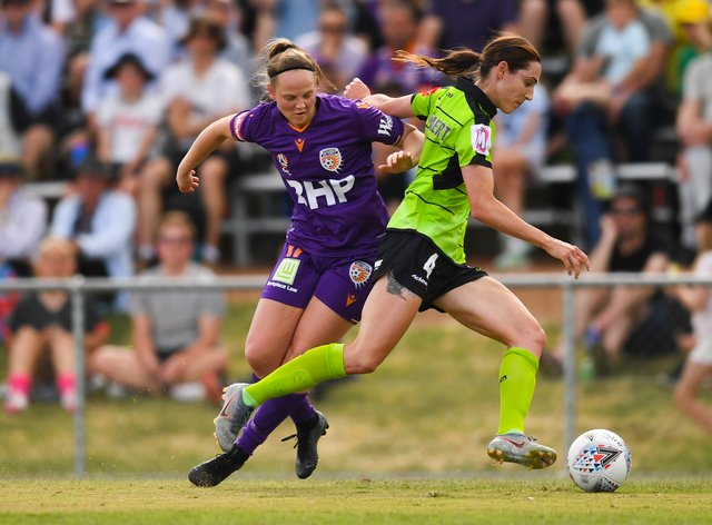 Jessie Rasschaert (right) is set to remain at the top-flight club