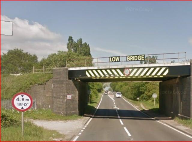 Watling Street bridge Hinckley