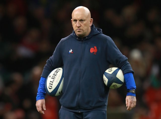 Shaun Edwards, pictured, has been tipped to help lead France to 2023 World Cup glory