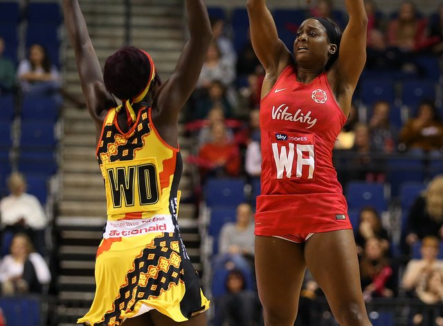 <p>Sasha Corbin has been named in the team for a second year running</p>