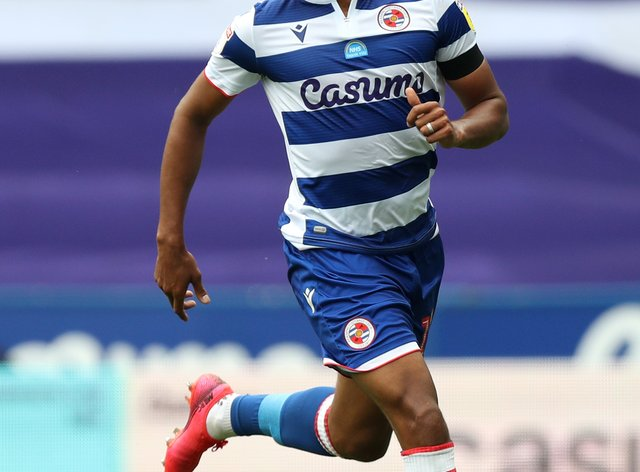 Jordan Obita made over 150 appearances for Reading (Andrew Matthews/PA).