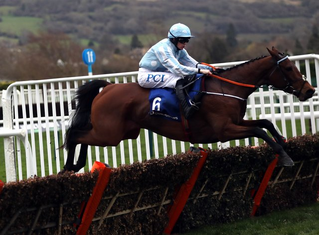 Honeysuckle is set to reappear at Fairyhouse later this month