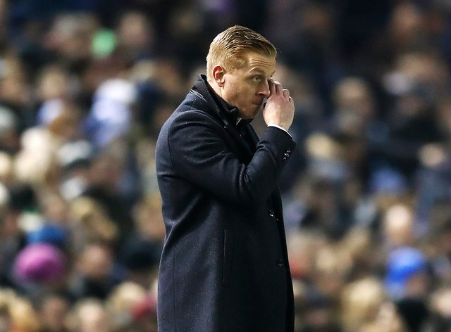 Garry Monk has been sacked