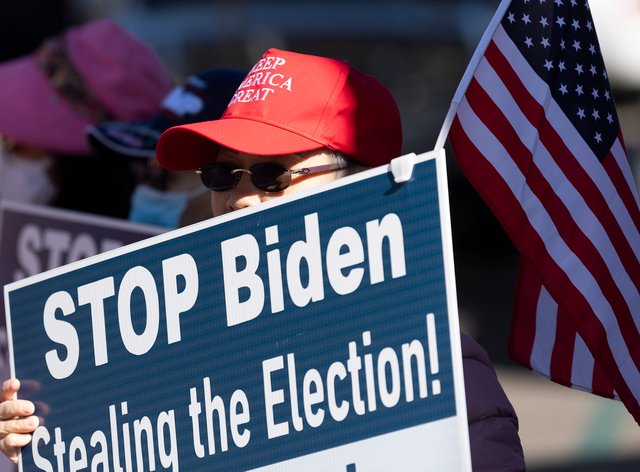 <p>The defeated president has blocked co-operation with Joe Biden's team, while electoral investigations have been authorised</p>