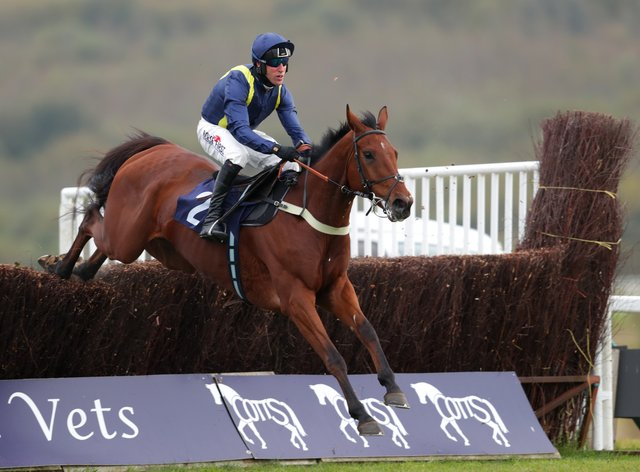 Robbie Power on Fiddlerontheroof at Ffos Las