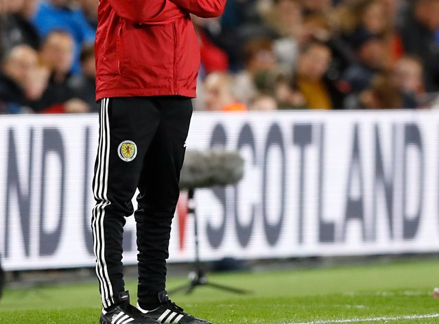 Scotland Under-21 Coach Scot Gemmill is excited by the potential of his team