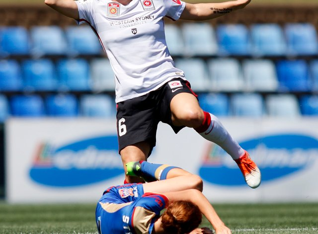 <p>Kendall Fletcher will return to the W-League after signing for Canberra United</p>