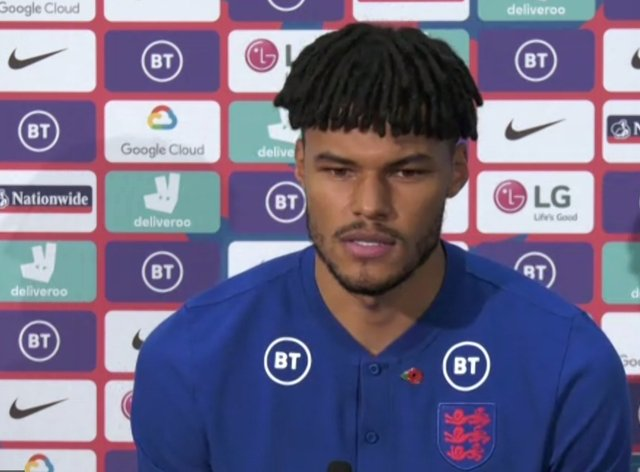 Aston Villa defender Tyrone Mings has praised Jude Bellingham following the teenager's maiden England call-up