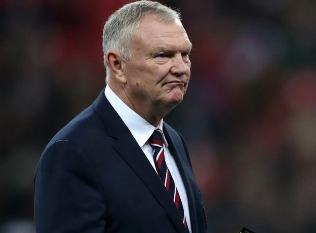 Greg Clarke is no longer the FA chairman