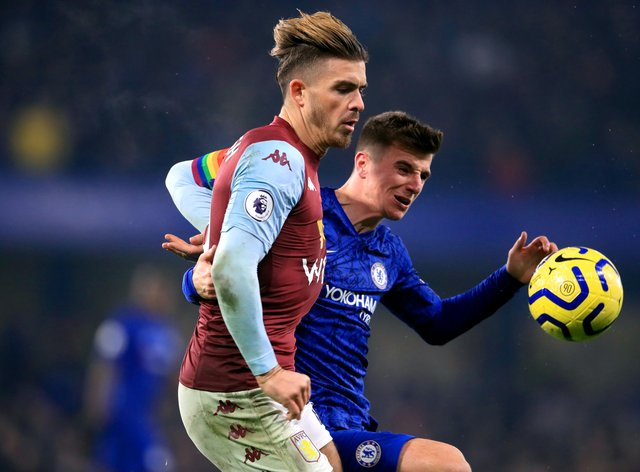 Mason Mount believes people are wrong to compare him to Jack Grealish
