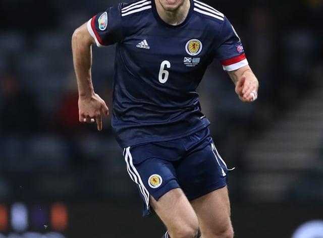 Scott McKenna is back in the Scotland fold