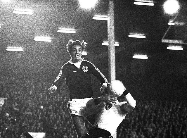 Scotland have a long play-off history