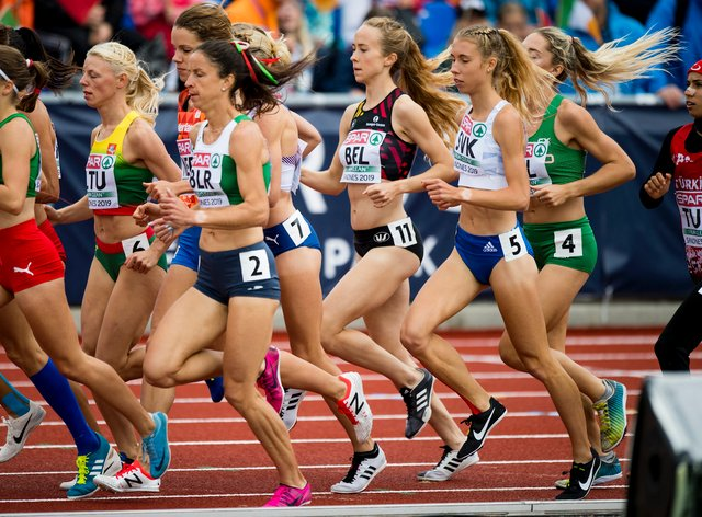 <p>Rome to host the European Athletics Championships in four years</p>