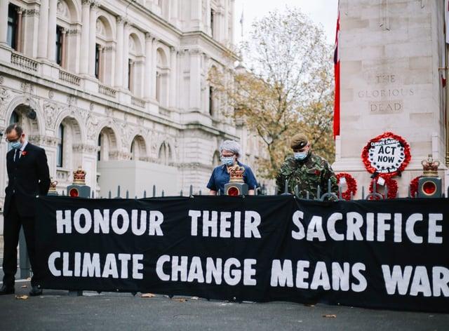 Extinction Rebellion protest