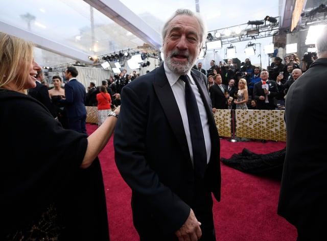 <p>De Niro has been a long-time critic of Trump</p>