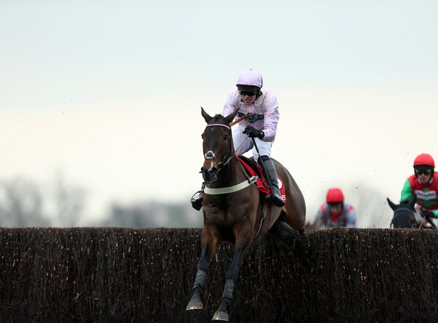 Global Citizen is likely to make his next appearance at the Ladbrokes Winter Carnival at Newbury