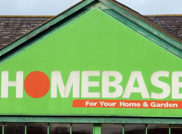 Homebase sale
