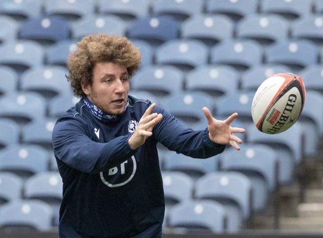 Scotland Training Session – BT Murrayfield
