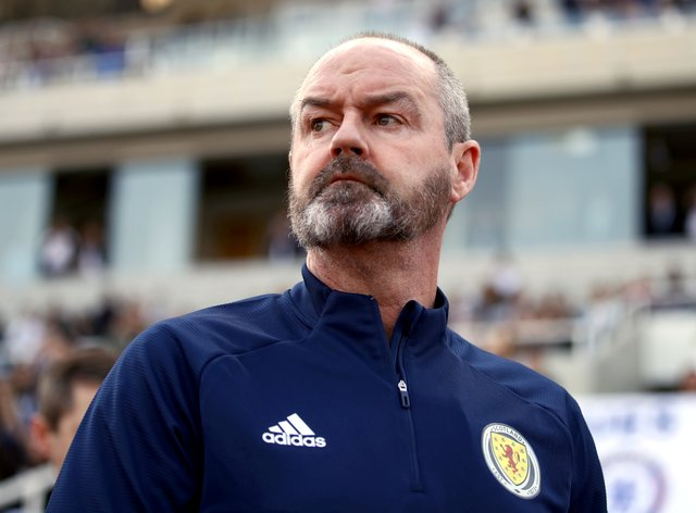Steve Clarke has emphasised the magnitude of the occasion